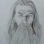 2c Gandalf DIN A4