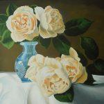 Rosen 50x70 cm