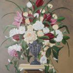 Blumenschmuck 70x60 cm