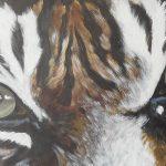 Tigeraugen 1 30x90 cm